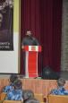 Представитель Русской православной церкви провел с первокурсниками беседу о мерах по противодействию экстремизму